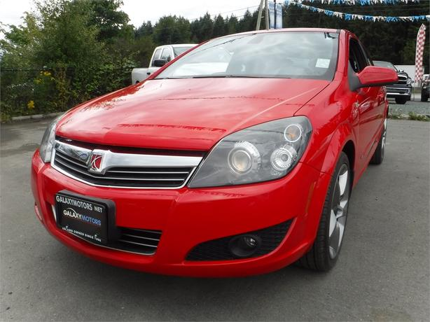 2008 Saturn Astra XR - OnStar, Cruise Control, Alloy Wheels