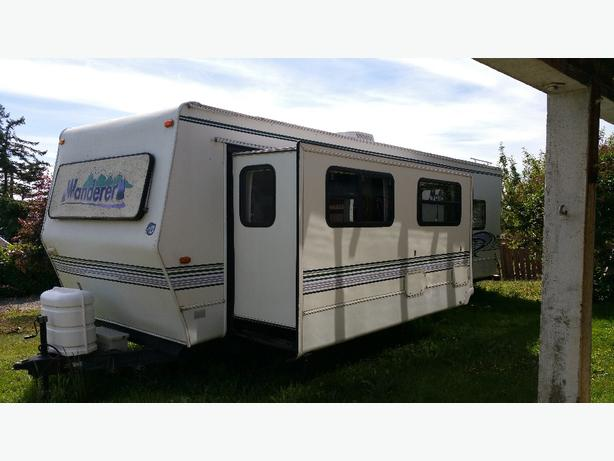 28 Ft Travel Trailer Campbell River Courtenay Comox