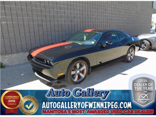 2013 Dodge Challenger Redline*Nav/Ltr/Roof