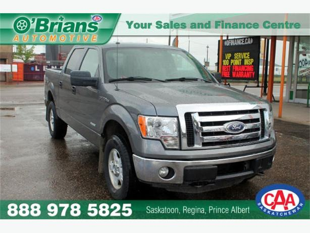 2011 Ford F-150 XLT - 4x4 EcoBoost