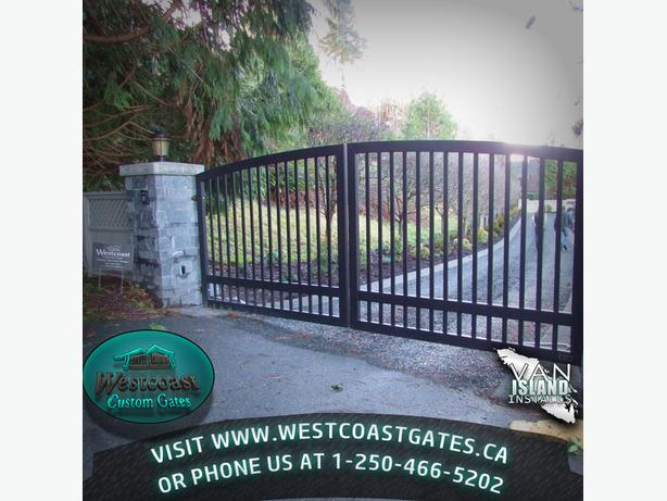 Driveway Gates Gate Installations Gate Automation More
