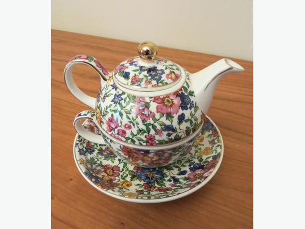 Teapot/Teacup Combo