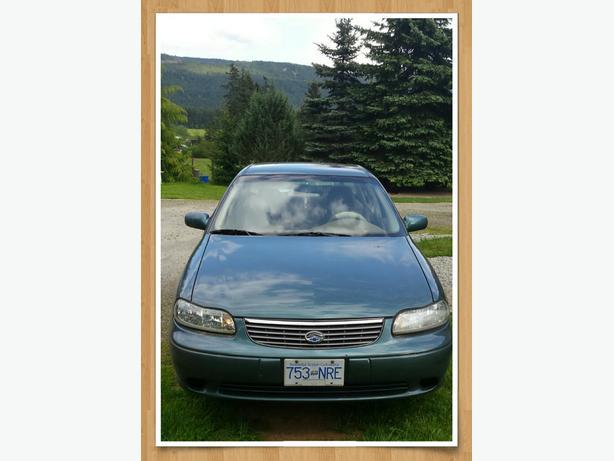 Chevy Malibu 149000km