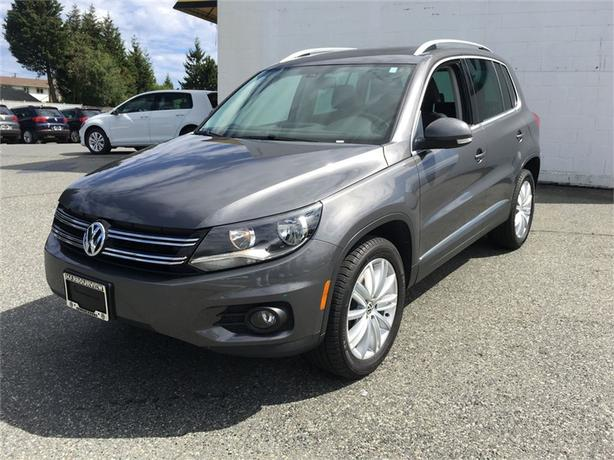 2013 Volkswagen Tiguan Highline w/ Technology Package
