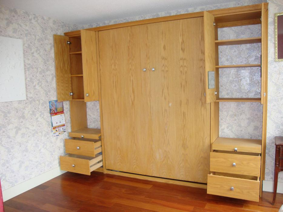 Murphy Beds Gatineau : Murphy bed and cabinets victoria city
