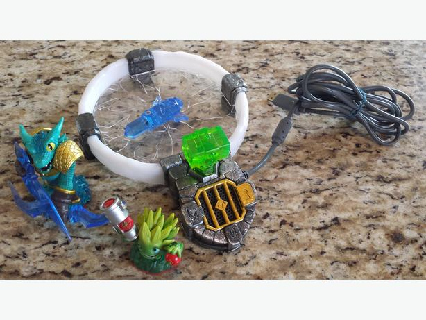 Skylanders Trap Team Pack