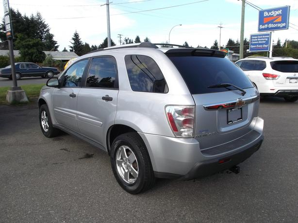 2006 chevrolet equinox awd for sale outside comox valley comox valley mobile. Black Bedroom Furniture Sets. Home Design Ideas