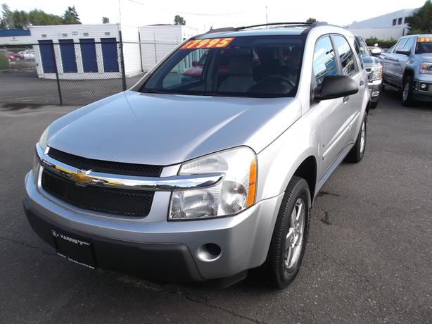 2006 chevrolet equinox awd for sale outside victoria victoria. Black Bedroom Furniture Sets. Home Design Ideas