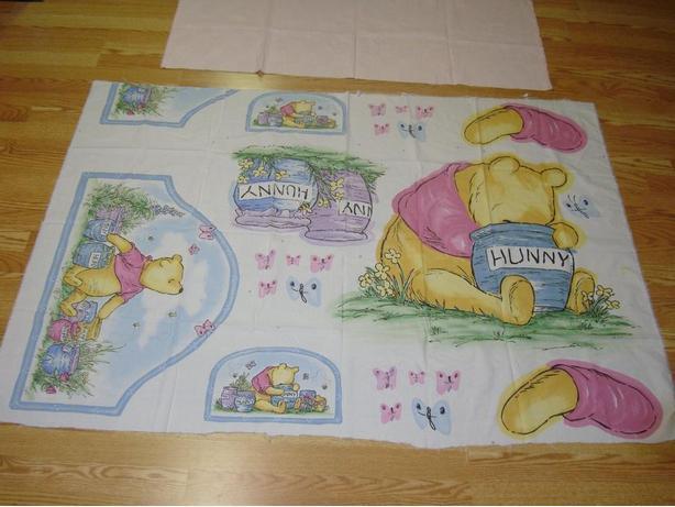 Brand New Winnie the Pooh Fabric Pattern - $6