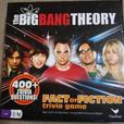 Big Bang Theory: Fact or Fiction boardgame
