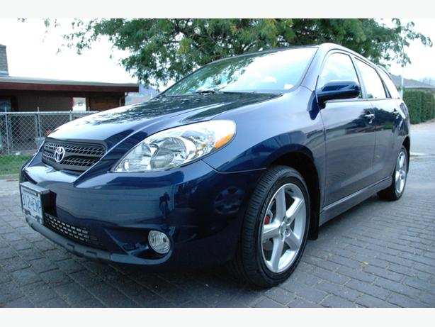 2008 Toyota Matrix TRD Hatchback