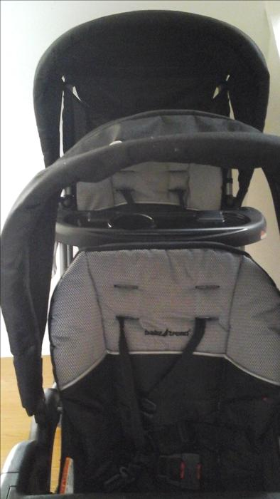 Baby Trend Sit N Stand Double Stroller For Sale Nepean