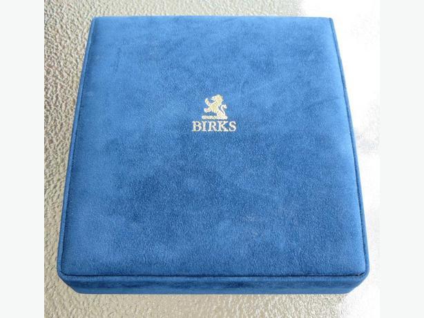 BIRKS Sterling 925 Silver OMEGA Chain w/ORGNL Box!