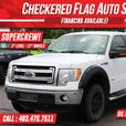 2013 Ford F-150 XLT-ECOBOOST-2 INCH LEVEL with 17 INCH WHEELS