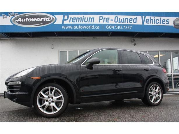 "2011 Porsche Cayenne Tiptronic *No Accidents, 20"" Turbo Wheels, Navigation*"