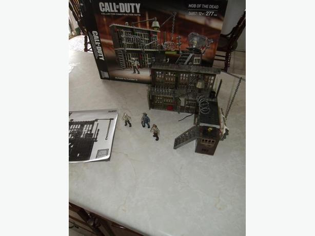 Call of Duty Mob of the Dead Lego
