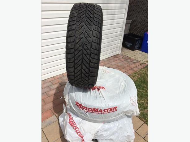 Winter snow Tires Goodyear Allow rims