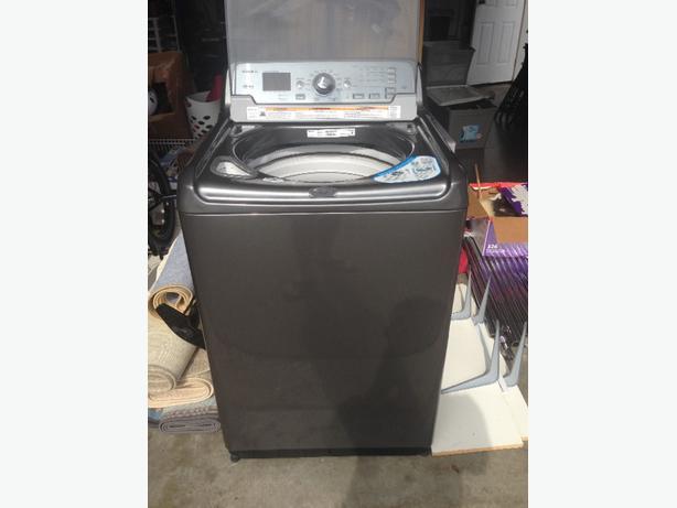 maytag bravos xl washer and dryer parksville