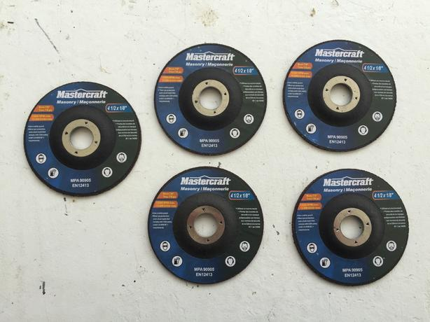 Angle Grinder Discs & Saws-all Blades