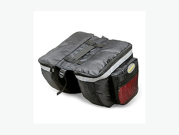 Bicycle Bike Rear Rack Waterproof Double Pannier Bag