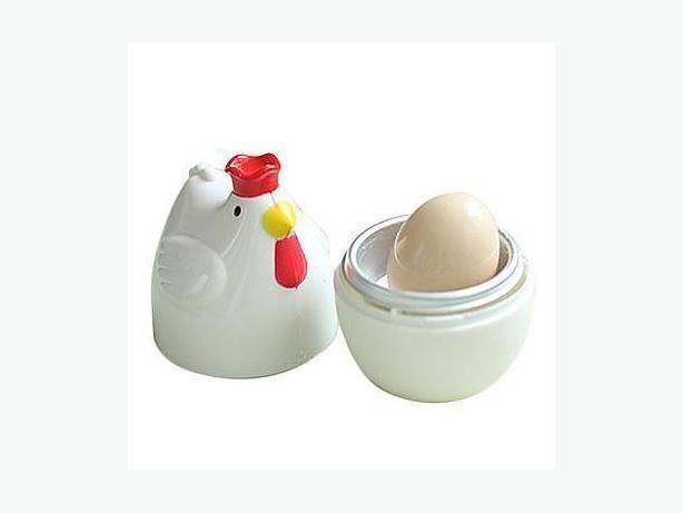 Microwave Egg Boiler Cooker Steamer