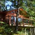 Quadra Island, BC Waterfront Vacation Rental