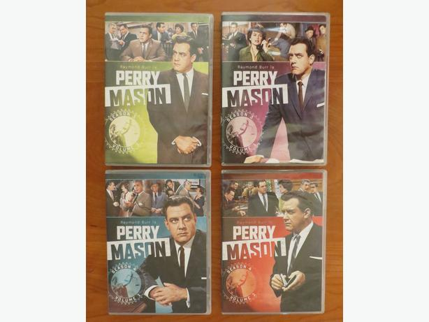Perry Mason, Seasons 3 & 4