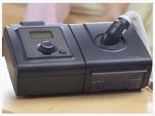 PR-1 60 Series CPAP