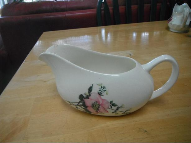 Vintage Wood & Sons gravy boat