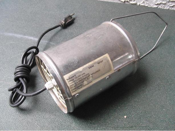 Greenhouse Sulpher Vaporizer