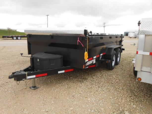2016 Rainbow Trailers 7X14 Express Dump Box HH3994
