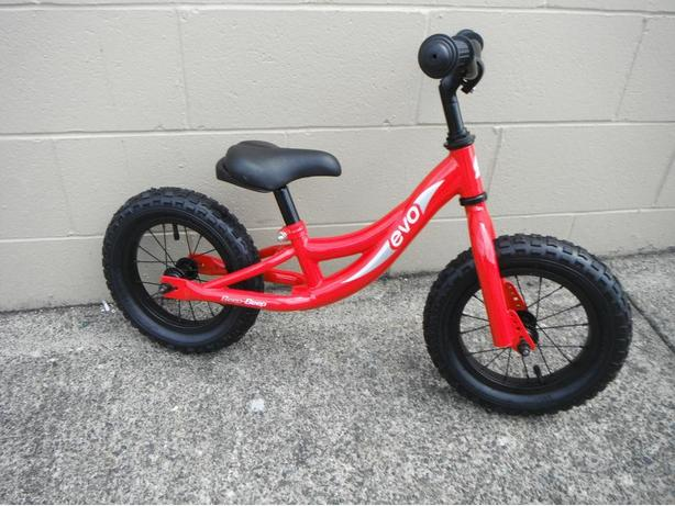 Evo kids run bikes