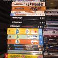 DVD movies, TV seasons & Blu Ray *Updated July 18/16