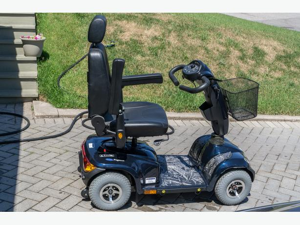 Invacare Four Wheel Mobility Scooter