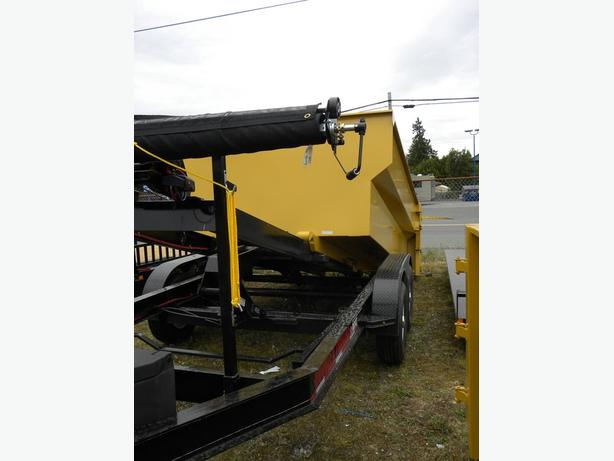 2017 DOUBLE A ROLL OF TRAILER