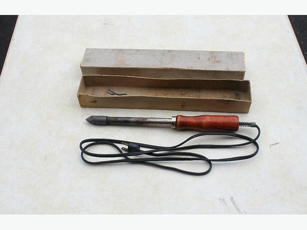 vintage soldering iron kanata ottawa mobile. Black Bedroom Furniture Sets. Home Design Ideas
