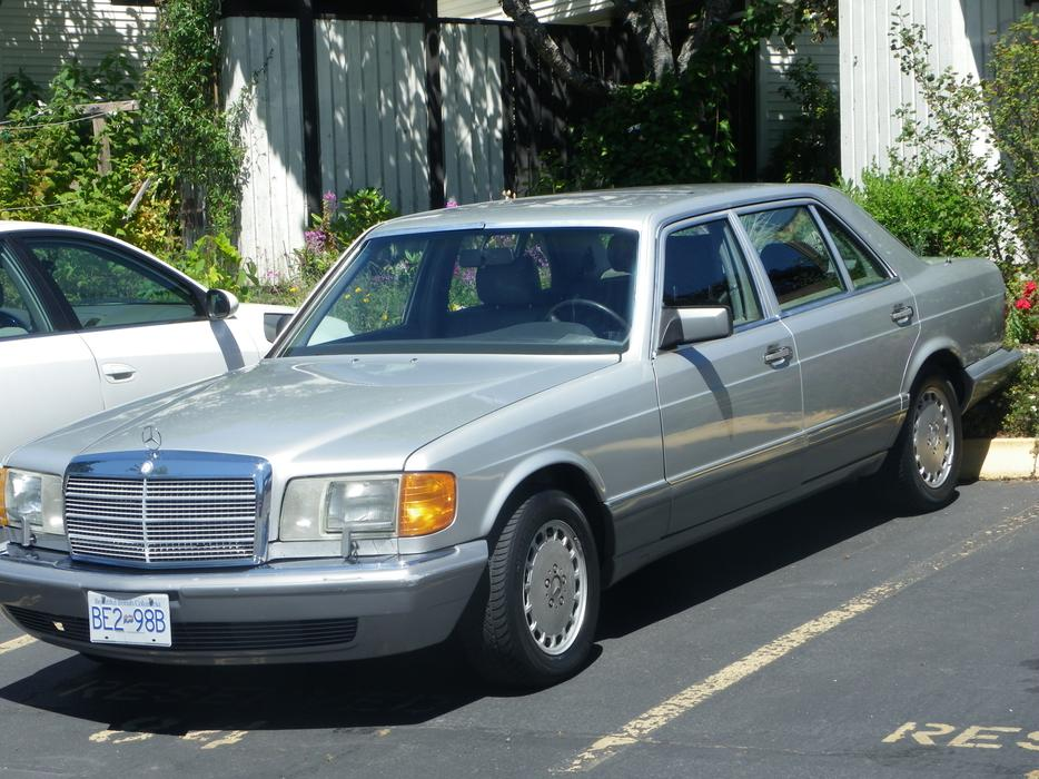 1988 mercedes benz 420 sel excellent shape esquimalt for Mercedes benz bay ridge