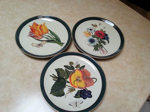 3 Plate Set