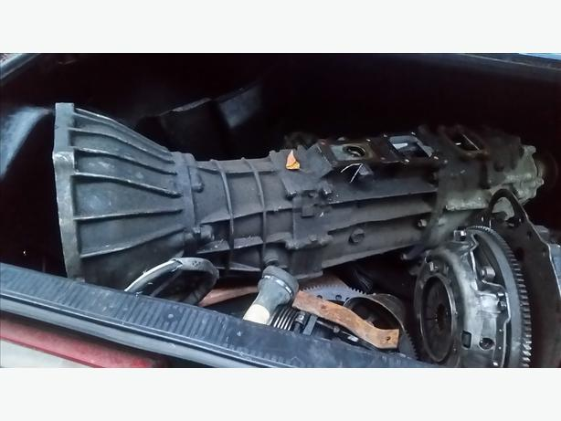Toyota truck 5 speed and transfer case