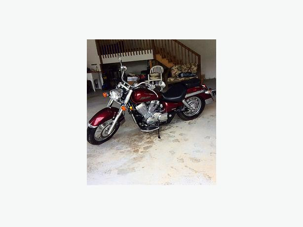 2004 Honda shadow 750