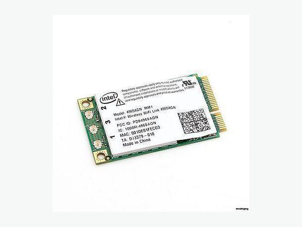 PCI-E 300M Dual Band 2.4G/5G Intel 4965AGN Card 802.11A/B/G/N