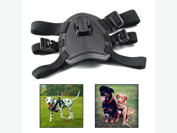 Dog Pet Harness Chest Back Mount Strap For GoPro, Xiaomi, SportCam OOS