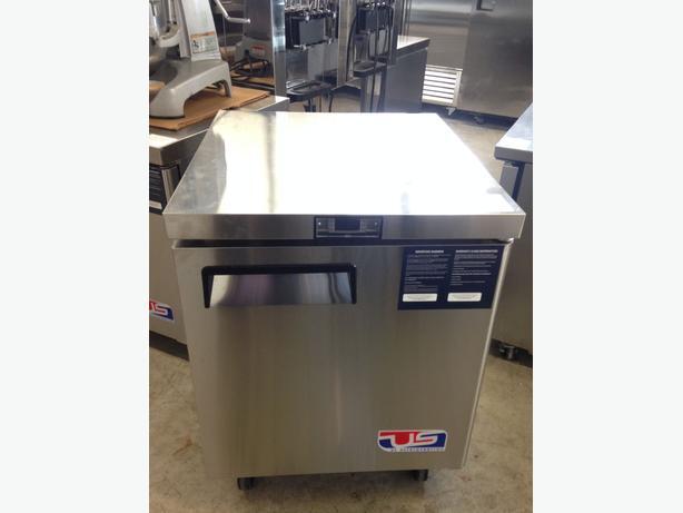 US Ref Single Door Undercounter Freezer
