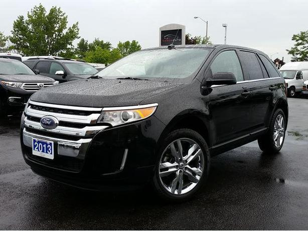 2013 Ford Edge Limited - AWD - Luxury SUV
