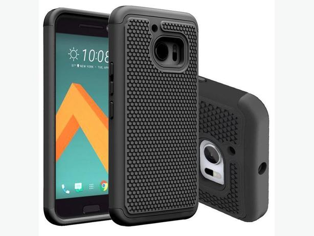 New Heavy Duty Armor Stand Hybrid Rugged Case For HTC One 10 M10