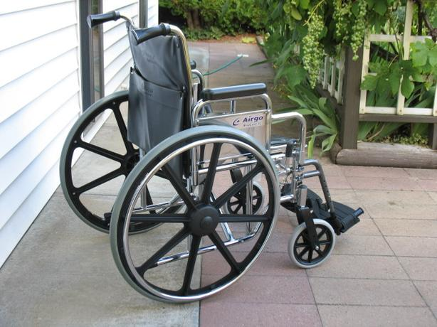 AIRGO PROCARE IC Adjustable Medical Wheelchair For Sale