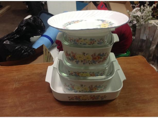 Corelle casserole dishes
