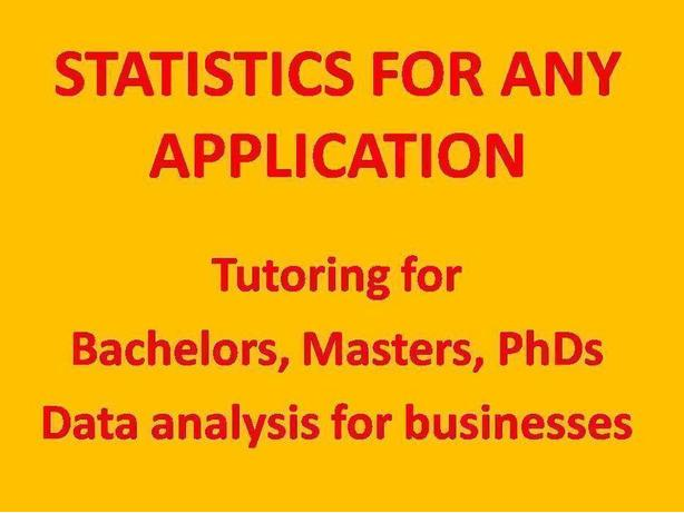 DATA MINING IN R, TUTORING, THESIS CONSULTING BY PHD IN STATS