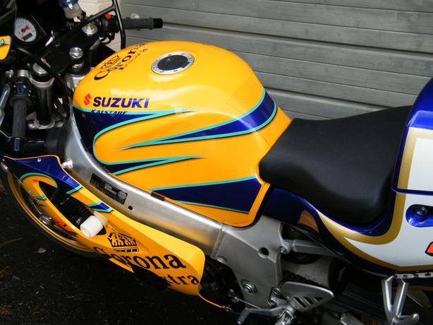 2000 SUZUKI GSXR 600 Corona Edition A COLLECTOR ITEM. REDUCED WINTER PRICING