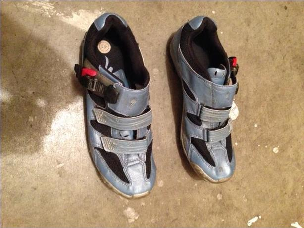 Specialized Mtn. Bike Shoes